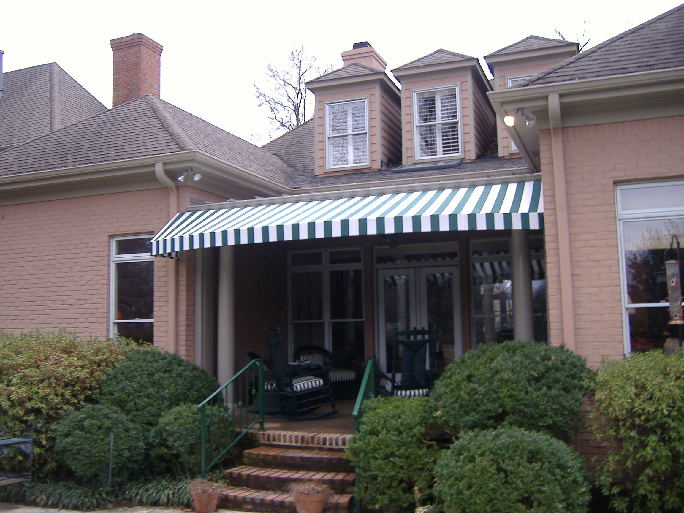 Residential Awning Residential Awnings Delta Tent Awning