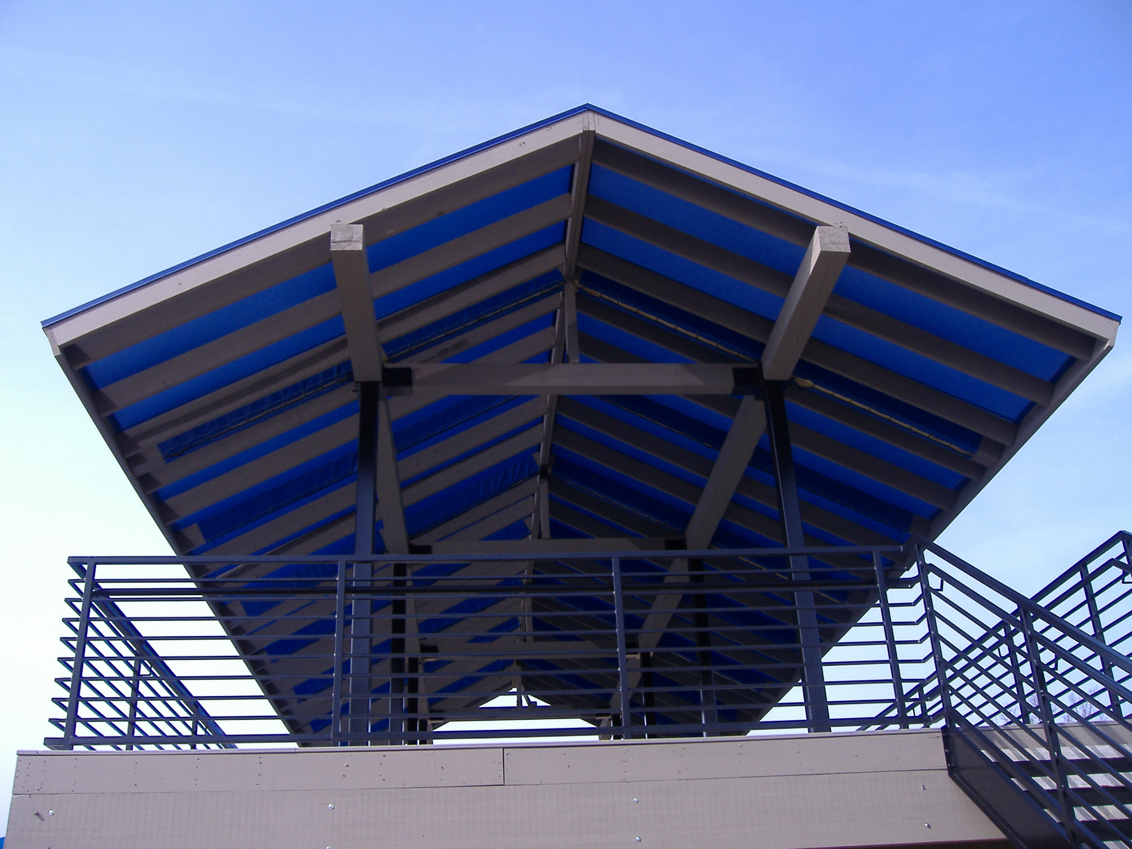 Commercial Awnings Delta Tent Amp Awning Company