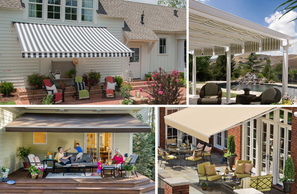 Sun or Shade Options - Delta Tent & Awning