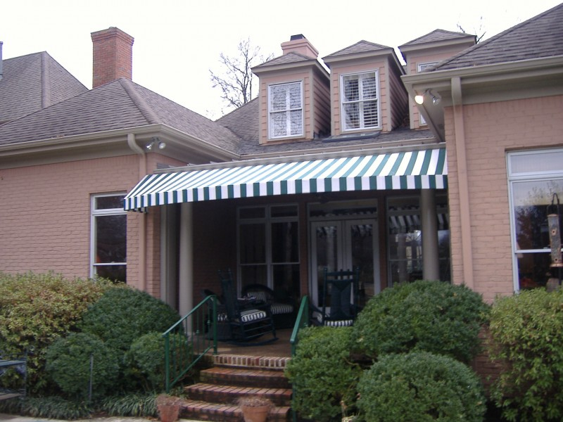 Residential Awnings Delta Tent Amp Awning Company