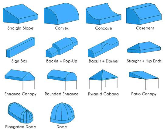 Sunbrella Awning Fabric Colors And Designs