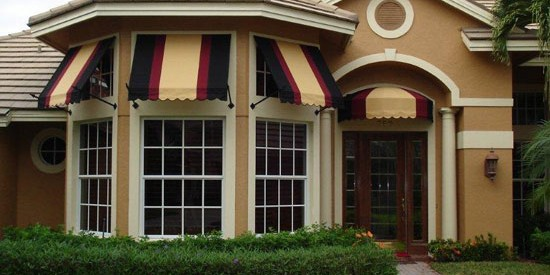 Venetian Window Awning For Home