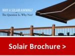 solair retractable awning brochure