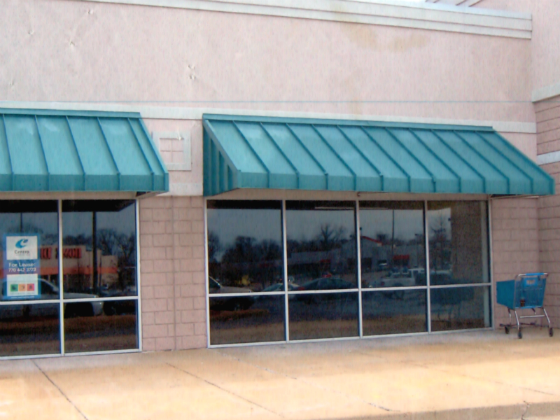 Metal Window Awnings : Metal awnings delta tent awning company