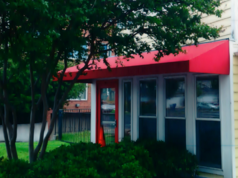 Standard Awning Installed. Standard Awning Installed. Standard Awning with solid color custom made and installed by Memphis Delta Tent u0026 Awning Company. & Window Awnings - Delta Tent u0026 Awning Company