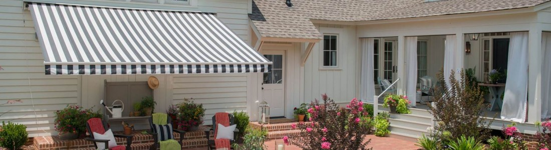 awning home or residence