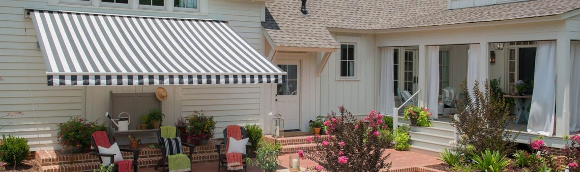 canvas awnings sunbrella awning in replacement cape retractable rv cod shades f shade fort fabric