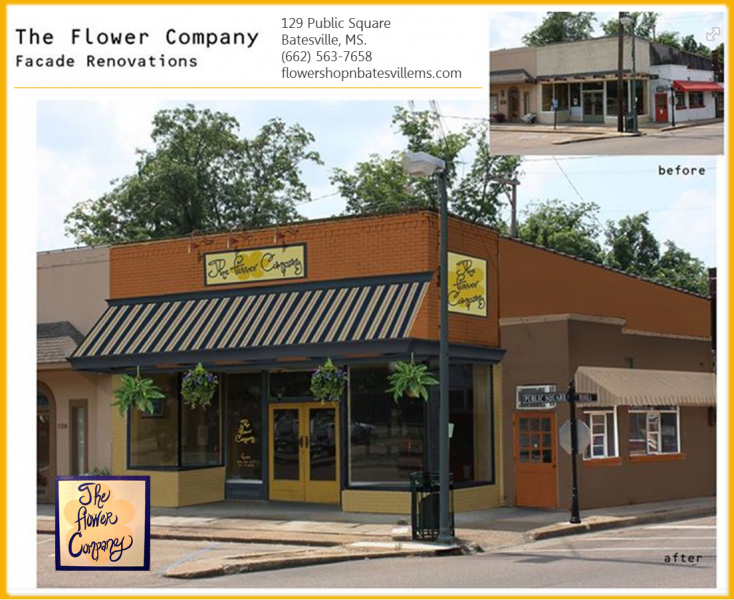 flower company batesville ms