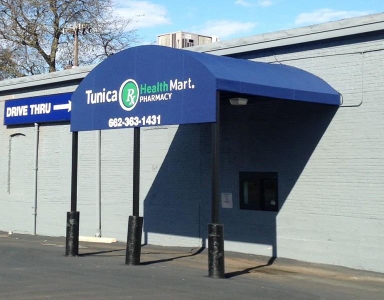Drive Through Pharmacy Awning Delta Tent Amp Awning Company