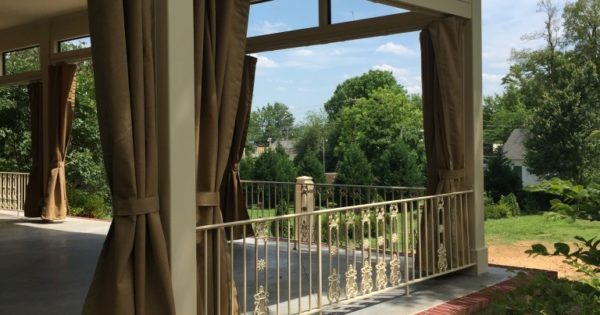 Curtains And Shades For Patios And Sunrooms Delta Tent