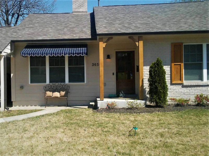 affordable home window awnings