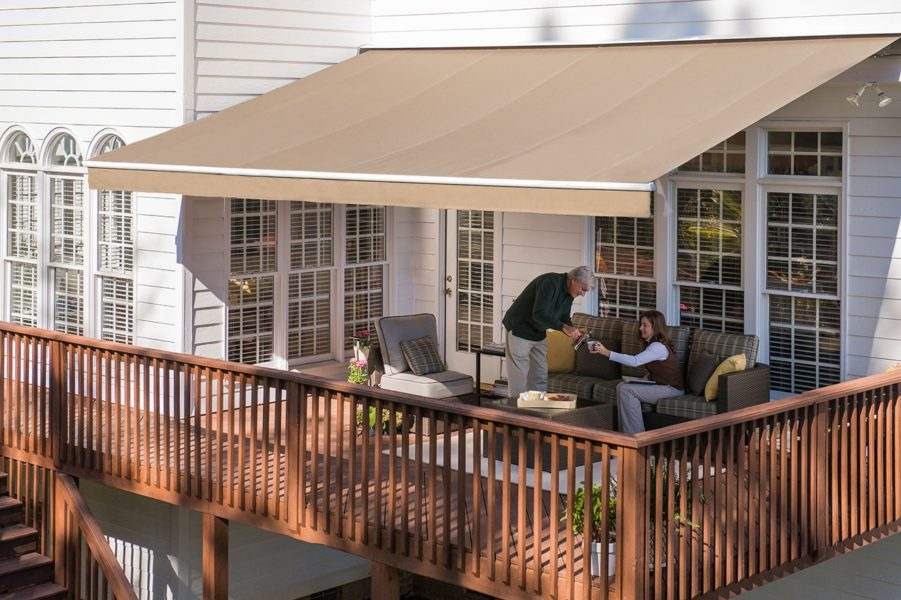 Retractable Awnings Delta Tent Amp Awning Company